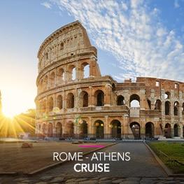 Desire Rome-Athens Cruise | Desire Experience