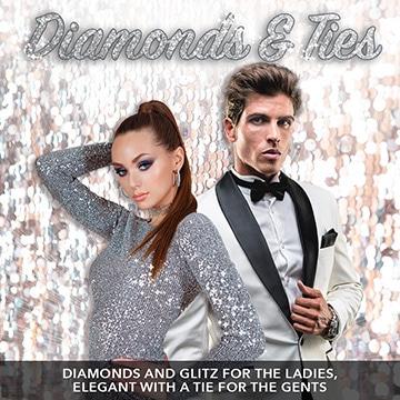 DIAMONDS-TIES