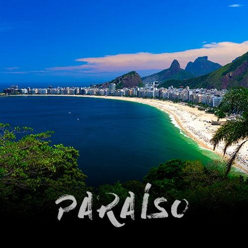 Desire Rio de Janeiro Cruise   Paraiso