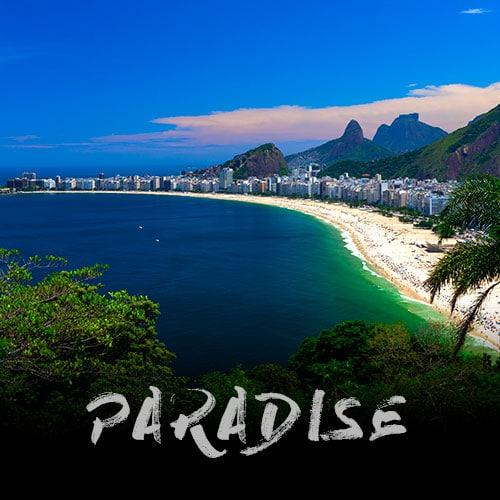 Desire Rio de Janeiro Cruise   Paradise