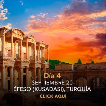 Ephesus   Desire Greek Islands Cruise 2022 ITINERARY