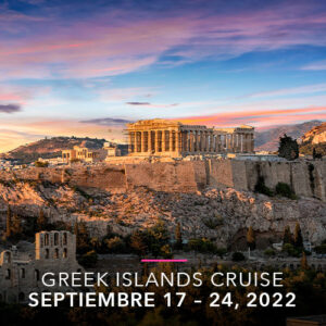 Desire Experience | Desire Greek Isl, September 2022ands Cruise