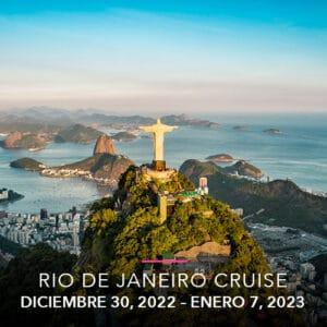 Desire Experience | Desire Rio de Janeiro Cruise, Diciembre 2022