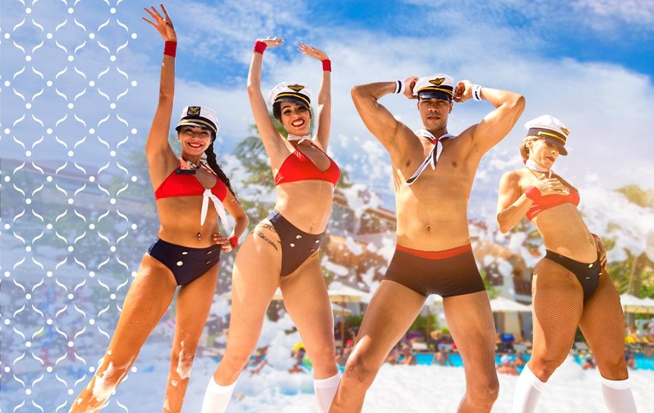 Desire Resorts | Foam Parties